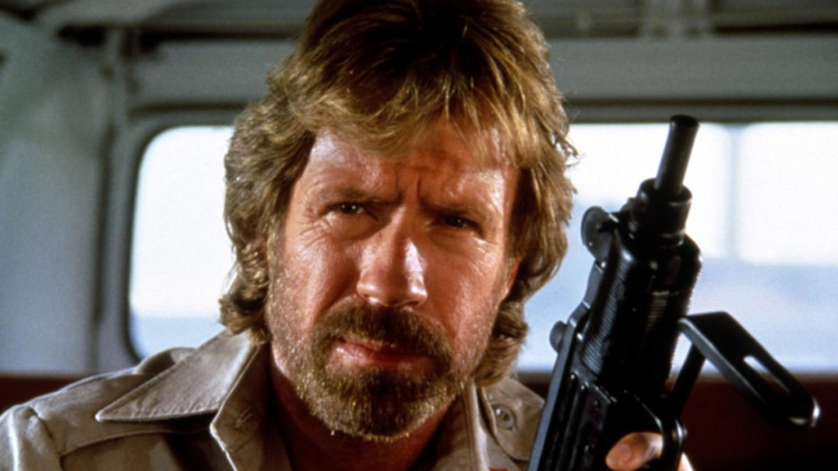 what movies does chuck norris play in