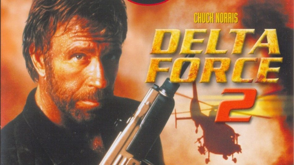 Chuck Norris Movie Delta Force 2