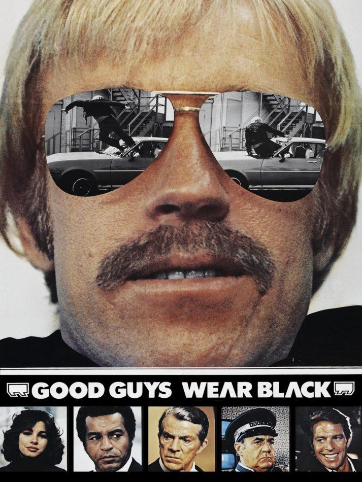 Chuck Norris Movie Good Guys Wear Black