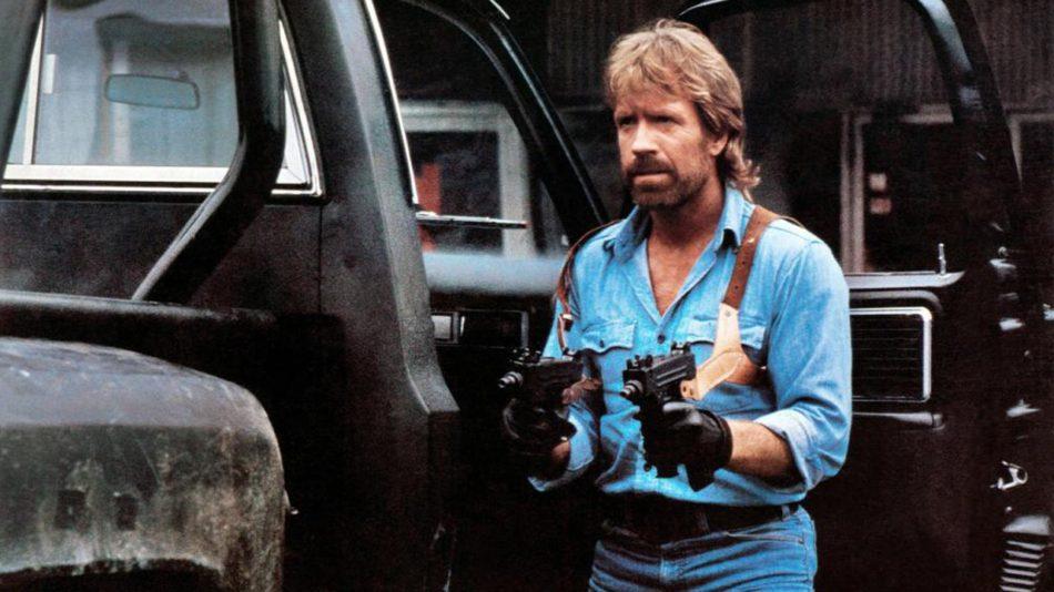 Chuck Norris Movie Invasion USA