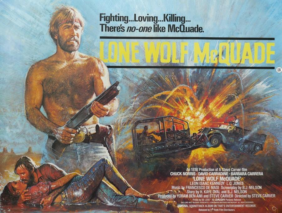 Chuck Norris Movie Lone Wolf McQuade