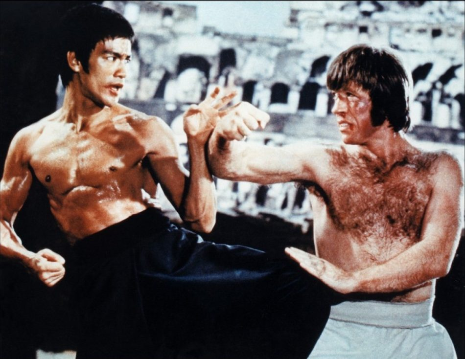 Chuck Norris Movie Way of the Dragon