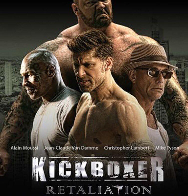 Technically Titled Kickboxer Two Retaliation It Is The Sequel To The Original Kickboxer Nine Reboot Kickboxer Vengeance