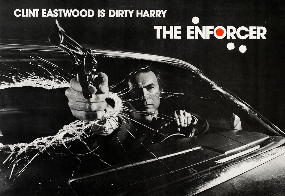 Dirty Harry The Enforcer Ranked