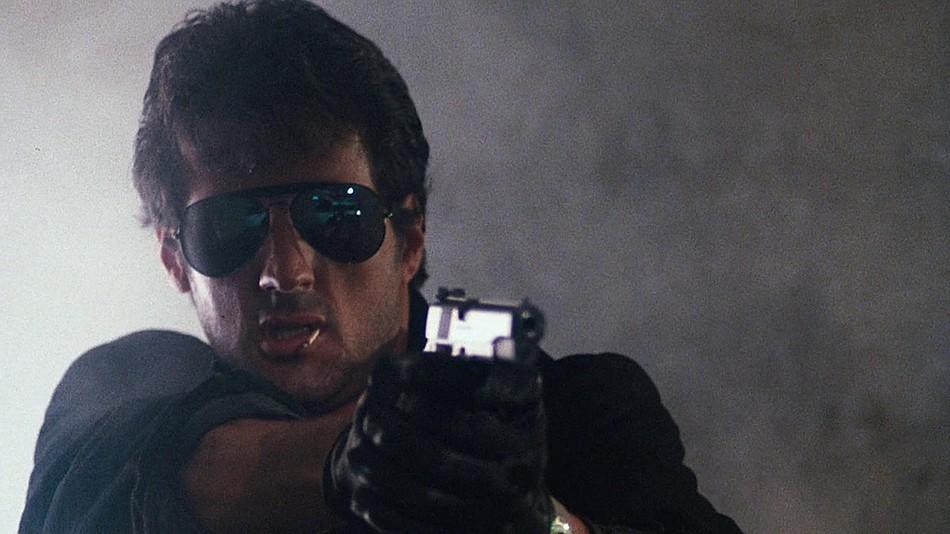 Sylvester Stallone Cobra (1986)