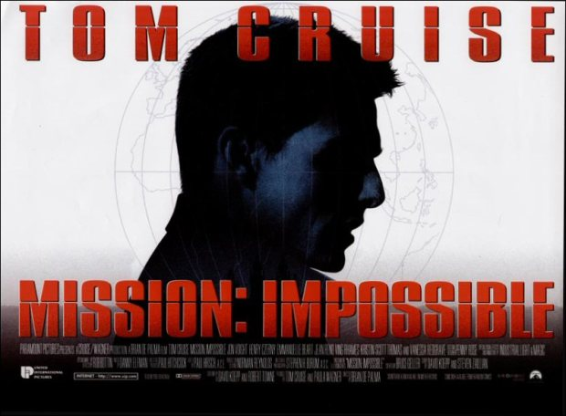 How Tom Cruise Saved 90s Action Movies with Mission Impossible ...