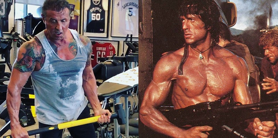 Sylvester Stallone Lifts the Lid on Grueling Rambo 5 ...