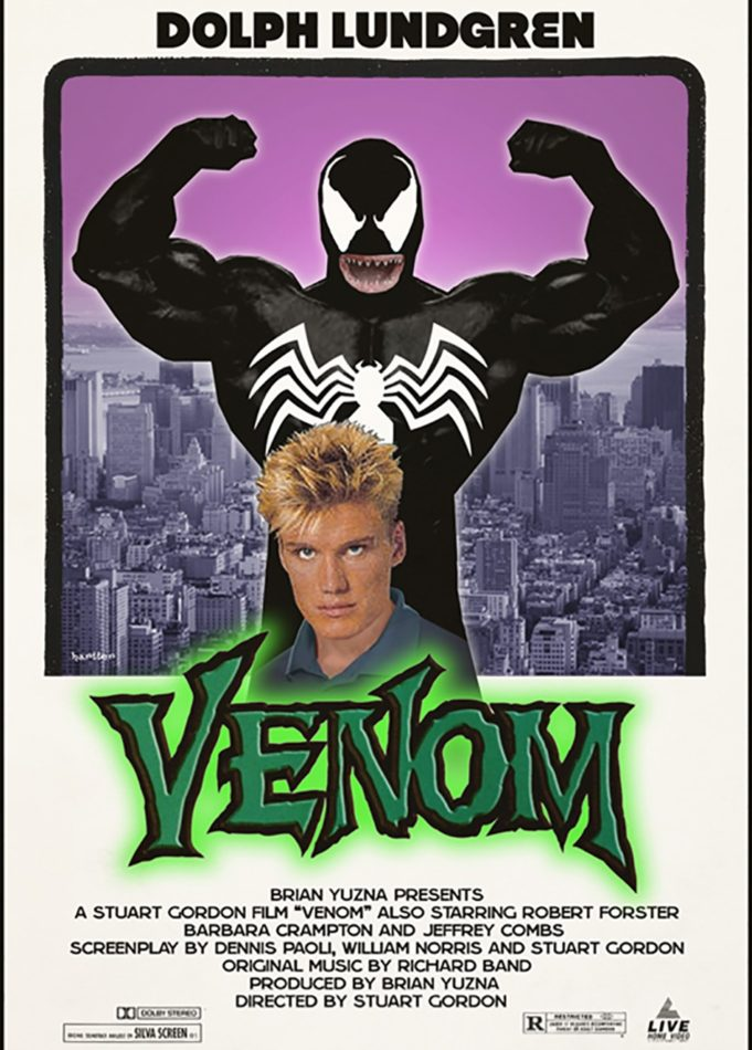 Dolph Lundgren Almost Starred In His Own Venom Movie Back In 1997