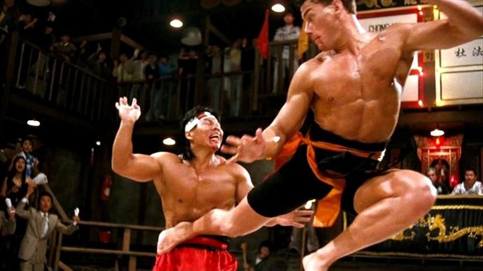 Jean Claude Van Damme Wept When He Saw The First Cut Of Bloodsport Ultimate Action Movie Club