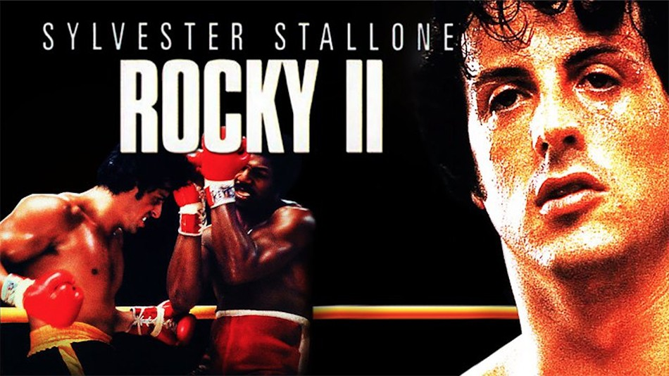 Rocky 2 had one of the most thrilling and satisfying endings.