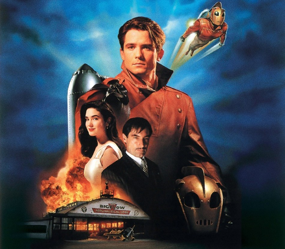 The Rocketeer: The Fun Love Letter to Pulp Action That