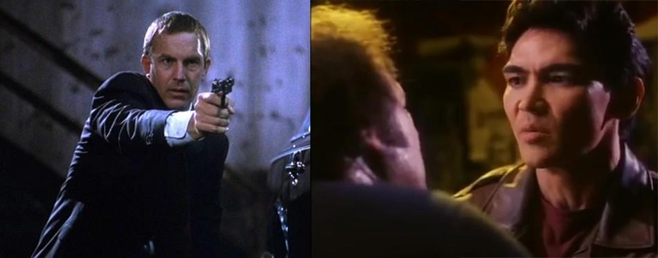 Copycats Blackbelt 1992 Vs The Bodyguard 1992 Ultimate Action Movie Club