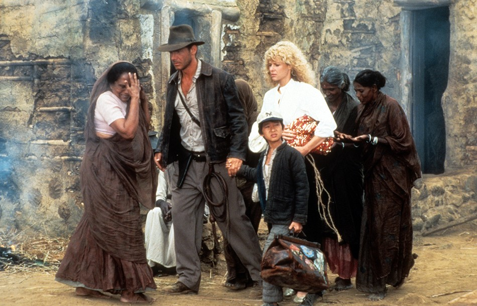 The Polarizing Legacy Of Indiana Jones And The Temple Of