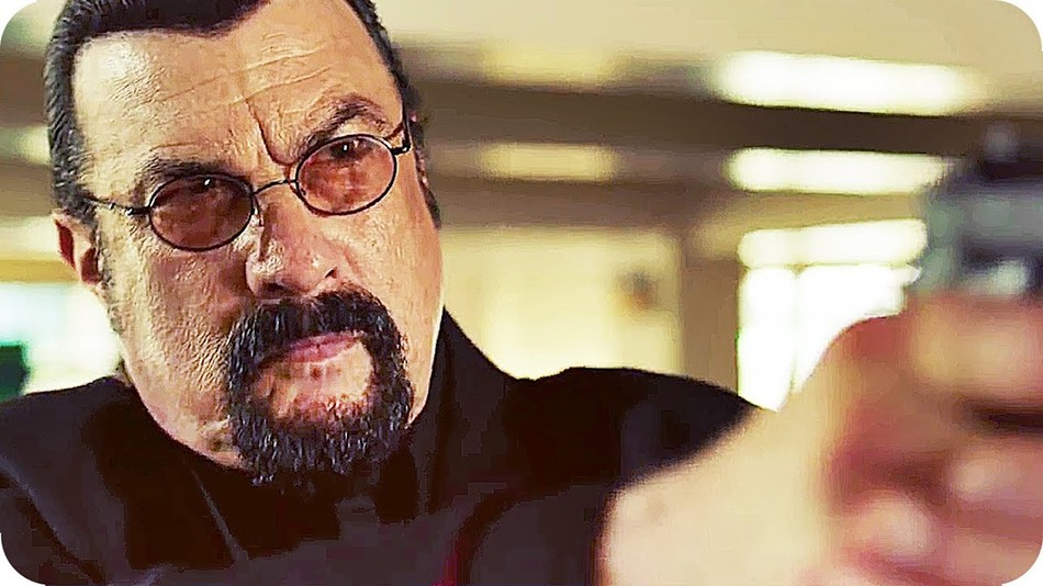 Japanese Trailer for New Steven Seagal Actioner 'General