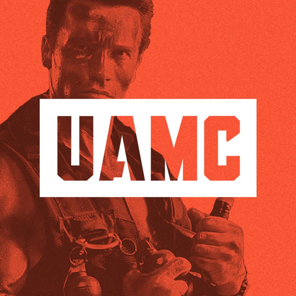 Arnold Schwarzenegger UAMC