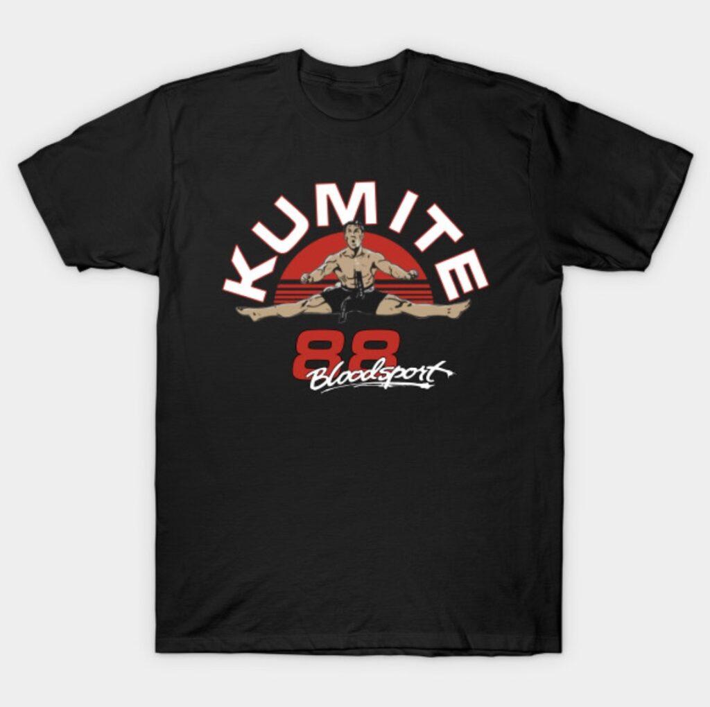 Jean-Claude Van Damme Bloodsport Kumite