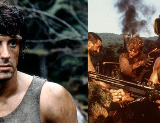 Rambo Comparison