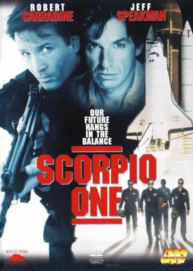 Scorpio One Jeff Speakman