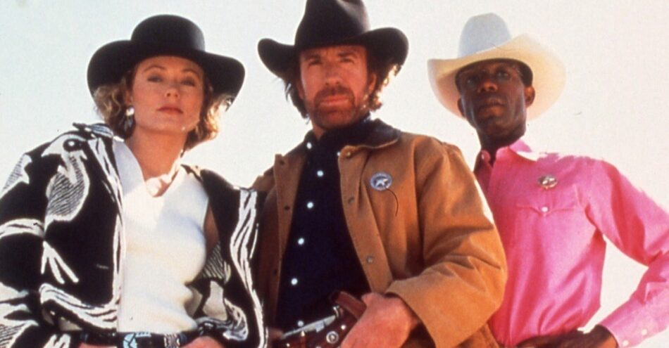 Walker Texas Ranger Reboot