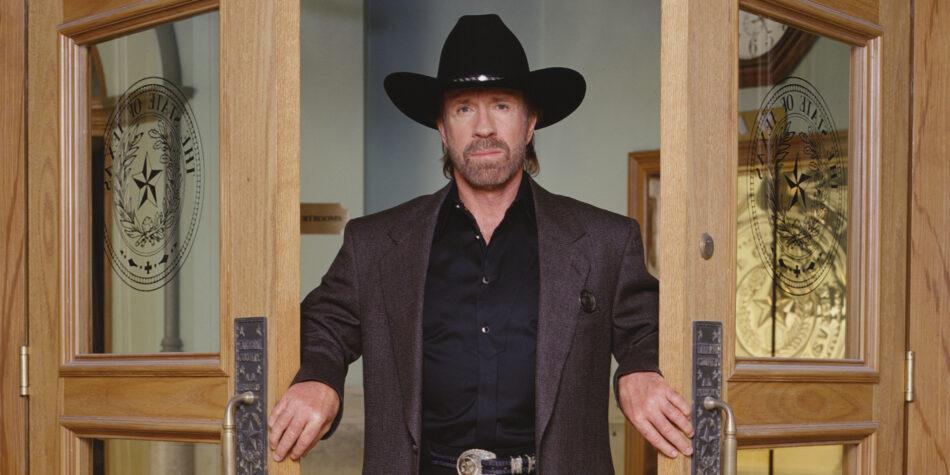 Walker Texas Ranger Film