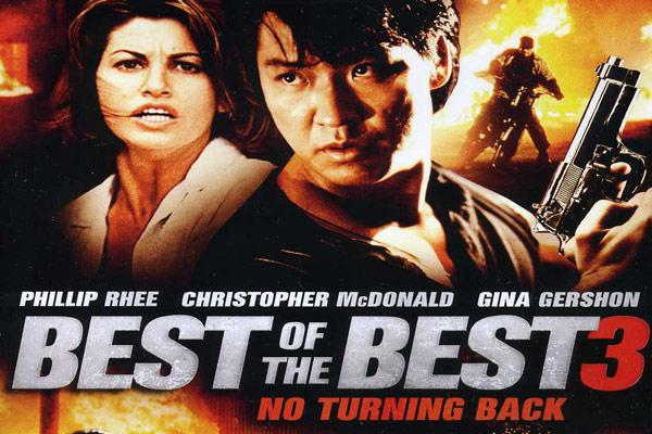Best of the Best 3 No Turning Back