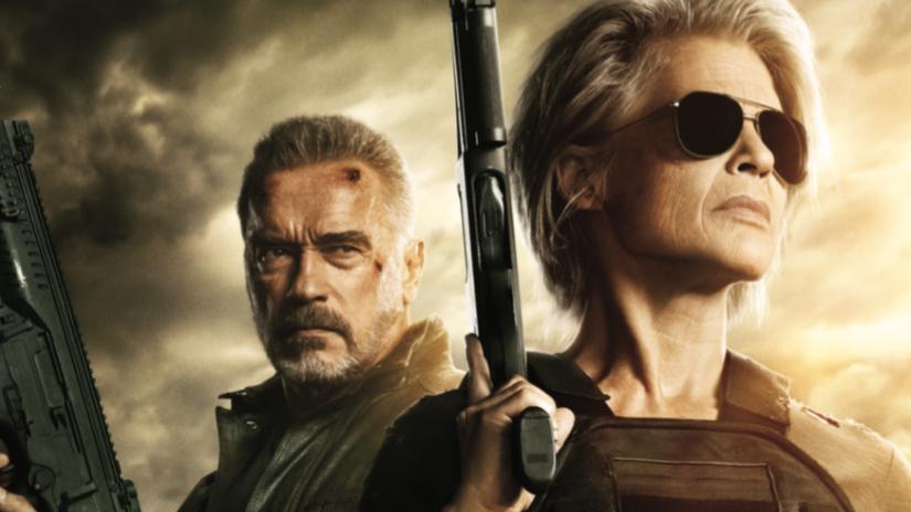 Terminator Dark Fate Review