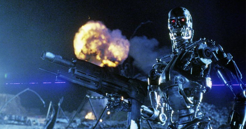 Terminator 2 Judgement Day