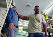 Michael Jai White Falcon Rising