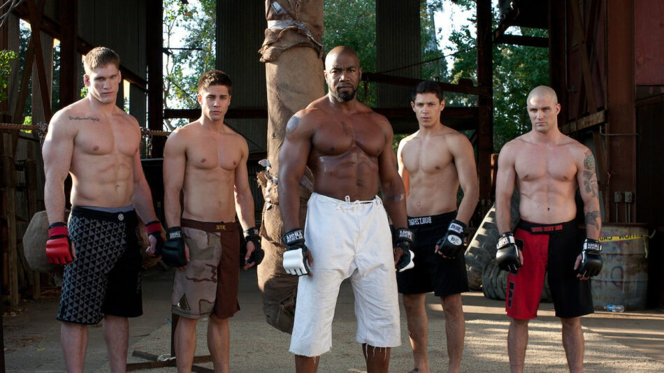 Michael Jai White Never Back Down