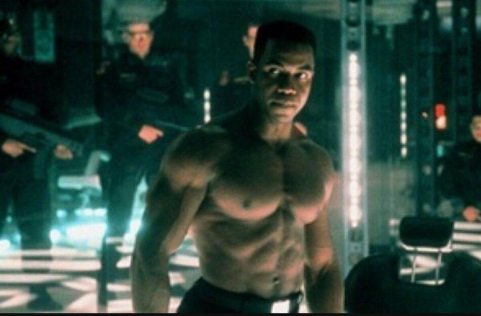 Michael Jai White Universal Soldier