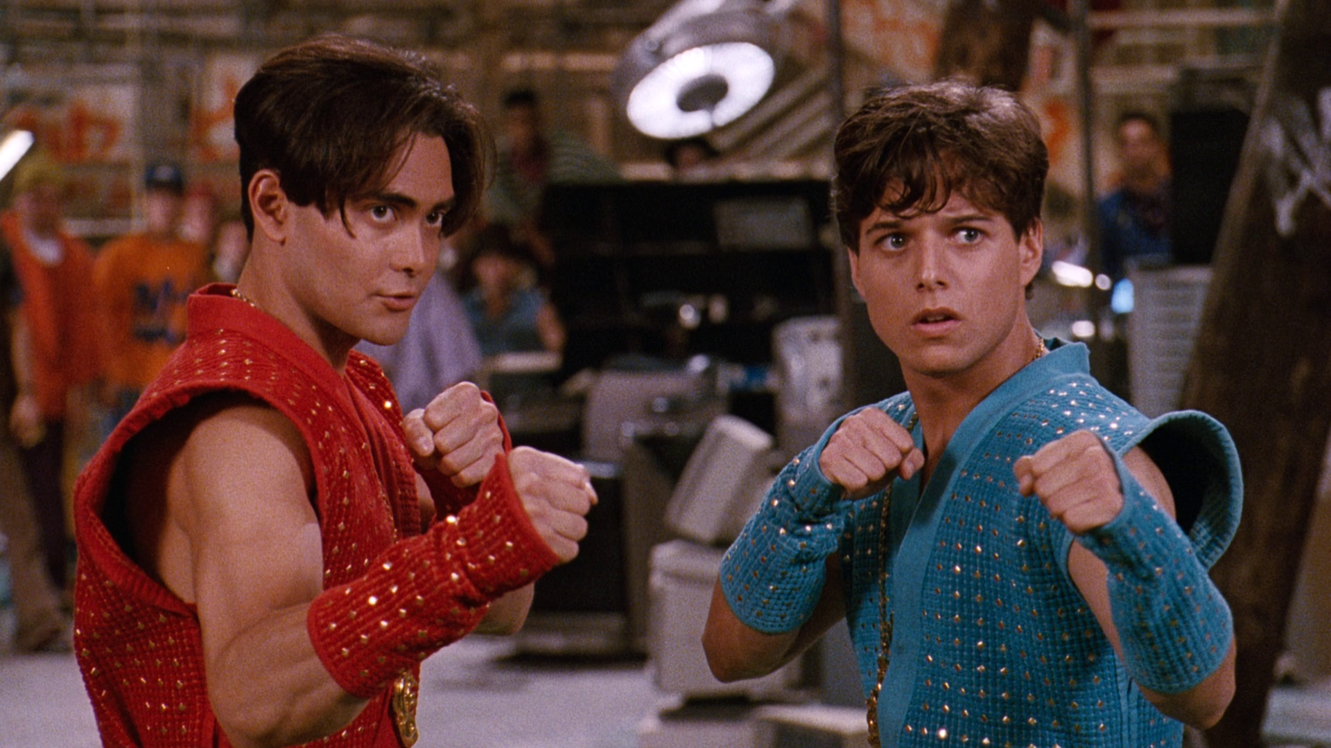 Double Dragon Mark Dacascos And Scott Wolf Deserved Better Ultimate Action Movie Club