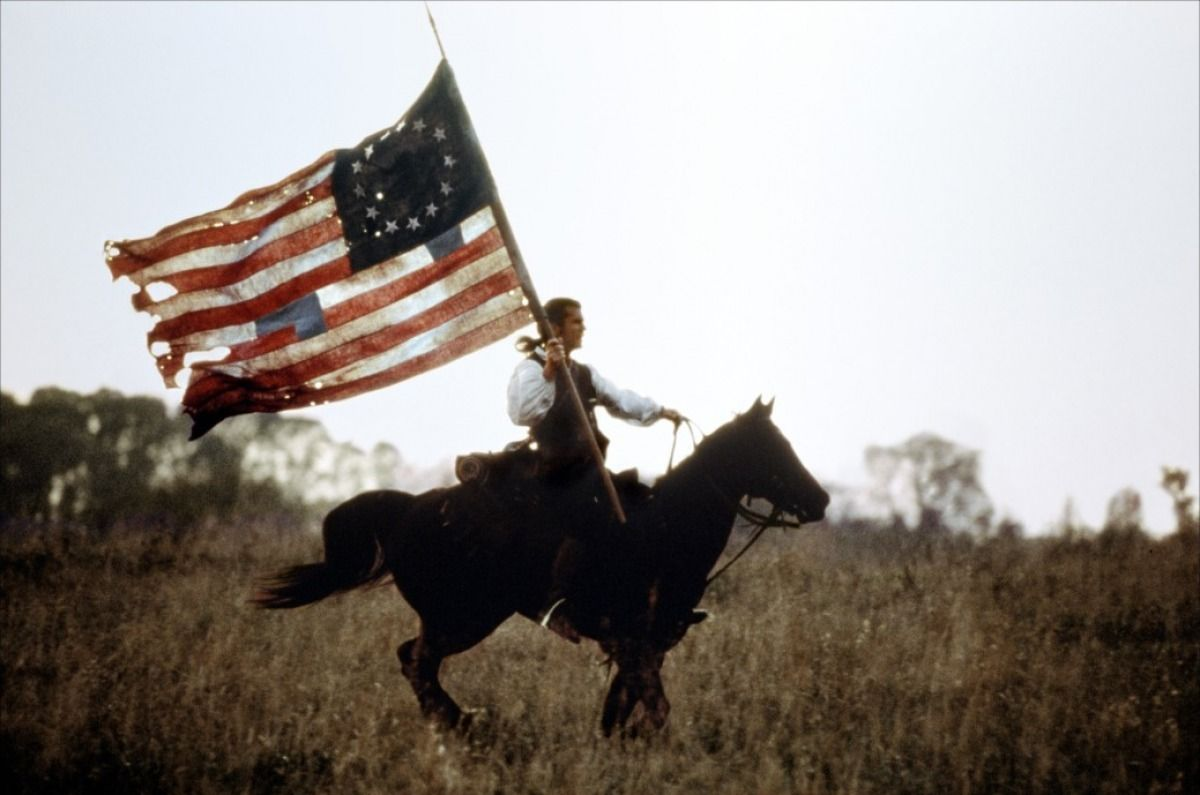 How Mel Gibson Ultimately Saved America in 'The Patriot' (2000) - Ultimate  Action Movie Club