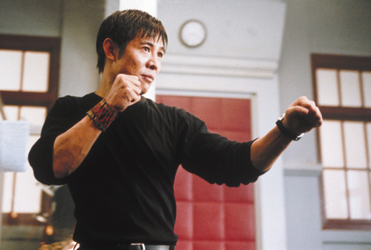 Kiss of the Dragon: Jet Li and Luc Besson's Martial Arts Masterpiece |  Ultimate Action Movie Club
